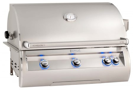 "Aurora A790i, 36"" Built-In Grill"