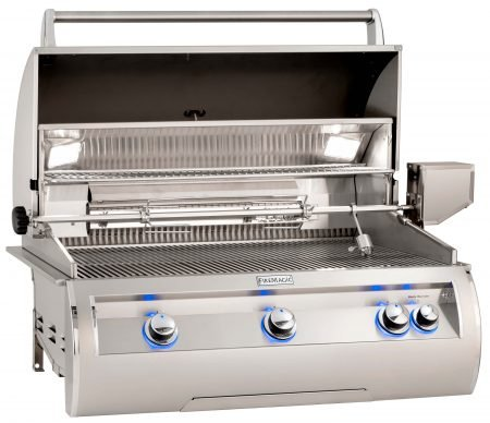 """Aurora A790i, 36"""" Built-In Grill"""