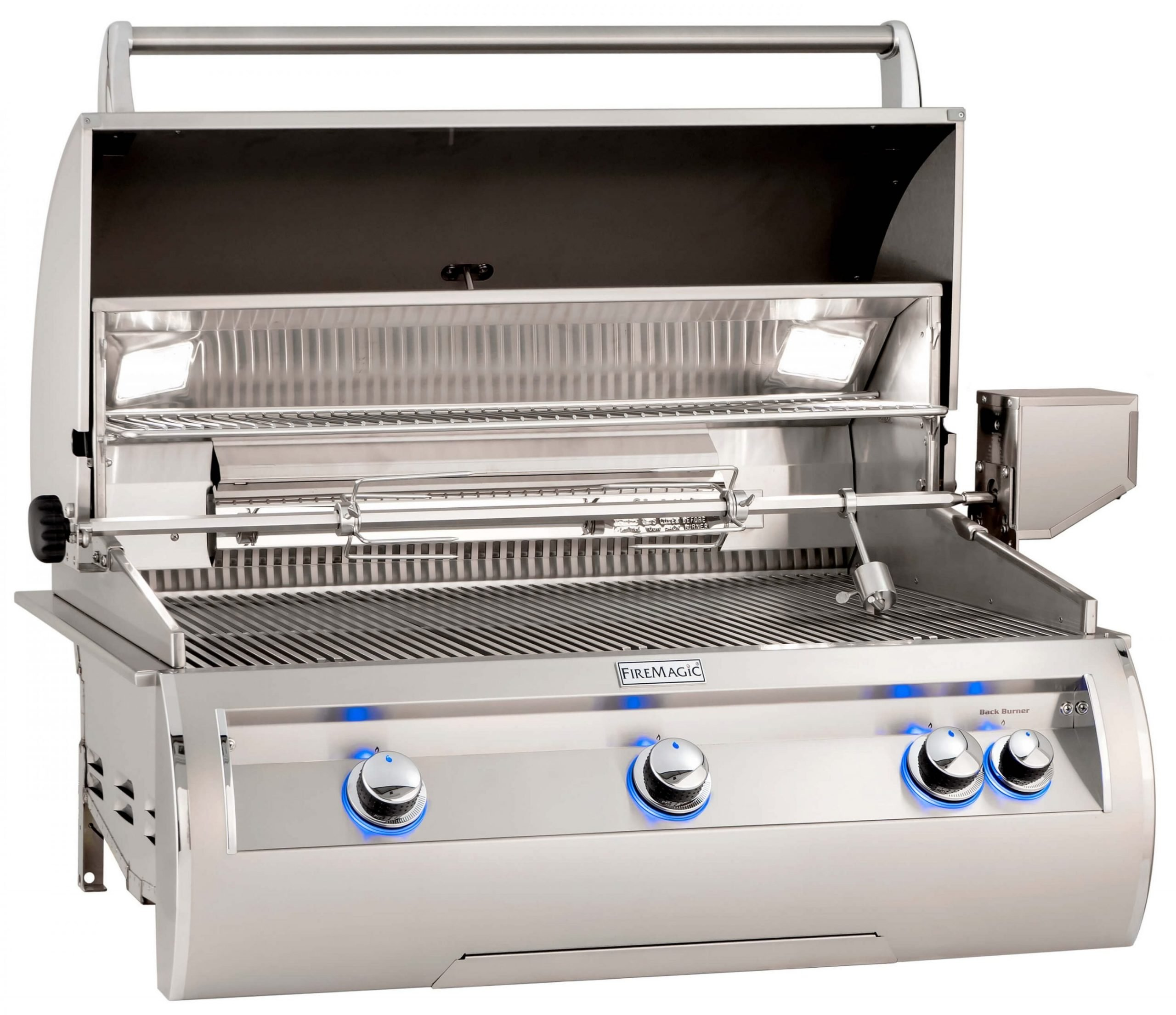 """E790i, 36"""" Built-In Grill"""