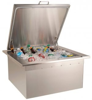 Fire Magic Drop-In Ice Chest
