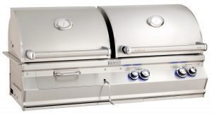 Fire Magic -Aurora Series | A830i Combo Built-In Grill